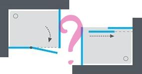 Ako vybrať sprchový kút - krídlové alebo posuvné dvere?