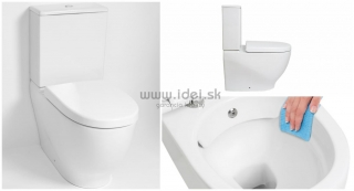 Creavit MAR WC+ bidet 2v1 so sedátkom